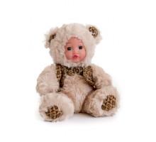 Кукла  Anna De Wailly  Медвежонок в костюмчике 20см