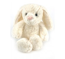 Кукла     Зайчик белый 25 см