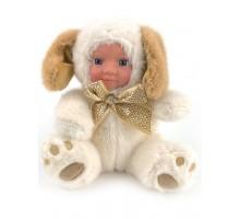 Кукла     Собачка 25 см