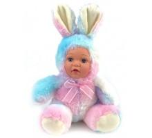 Кукла     Зайка цветной 20 см
