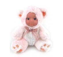 Кукла     Мишка белый 20 см