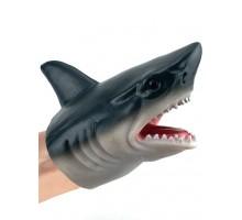 Игрушка-фигурка    , акула, бибабо