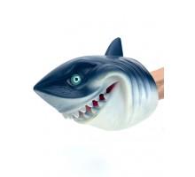 Игрушка-фигурка    , рукавица Акула