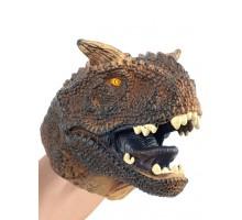 Игрушка-фигурка    , динозавр мегалозавр, бибабо