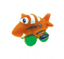 Игрушка-самолет    , оранжевый