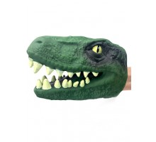 Игрушка-фигурка    , рукавица Тарбозавр
