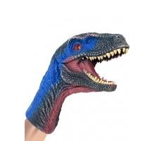 Игрушка-фигурка    , динозавр элафрозавр, бибабо