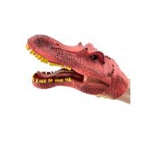 Игрушка-фигурка    , динозавр цератозавр, бибабо