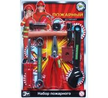 Игровой набор  Пожарный  комплект №2
