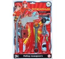 Игровой набор  Пожарный  комплект №1
