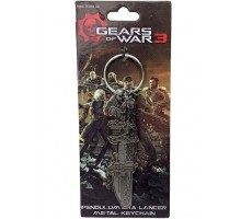 Брелок  Gears of War 3  Pendulum Year Lancer