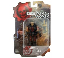 Фигурка  Gears of War 3 3/4  Series 1 - Marcus Fenix Bloody Variant /14шт