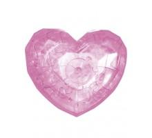 3D Crystal Puzzle Сердце L New 2