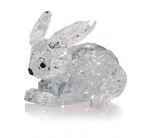 3D Crystal Puzzle Заяц L New