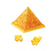 3D Crystal Puzzle Пирамида L New Светильник