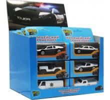 Машинка  Полиция    в ассортименте
