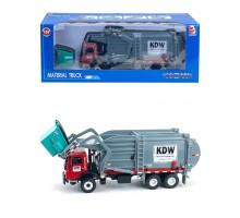 Машинка     коллекционная, спецтехника - мусоровоз XL