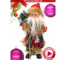 Интерактивная фигурка    , Дед Мороз с елкой M