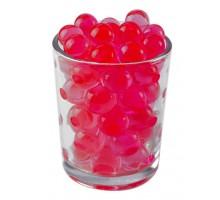 Гидрогелевые шарики L, красный
