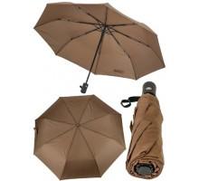Зонт  Компакт M , коричневый