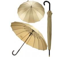 Зонт трость L, оранжевый